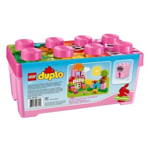 duplo 10571 all in one pink box of fun