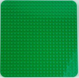 duplo 2304 green baseplate