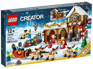 lego 10245 santas workshop