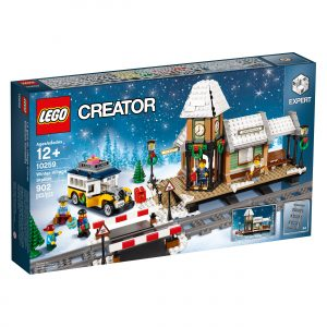 lego 10259 winter village station