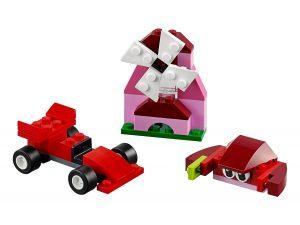 lego 10707 red creativity box