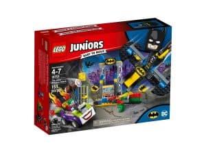 lego 10753 the joker batcave attack