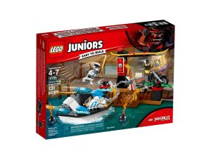 lego 10755 zanes ninja boat pursuit