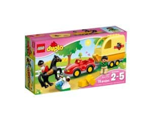 lego 10807 horse trailer