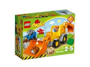 lego 10811 backhoe loader