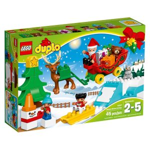 lego 10837 santas winter holiday