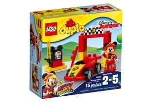 lego 10843 mickey racer