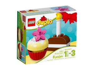 lego 10850 my first cakes
