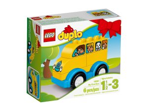 lego 10851 my first bus
