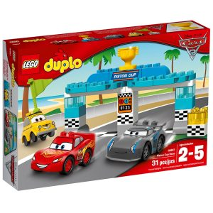 lego 10857 piston cup race