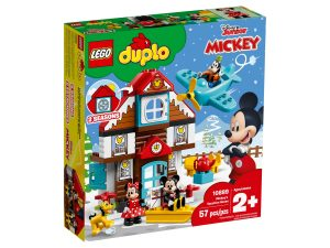 lego 10889 mickeys vacation house