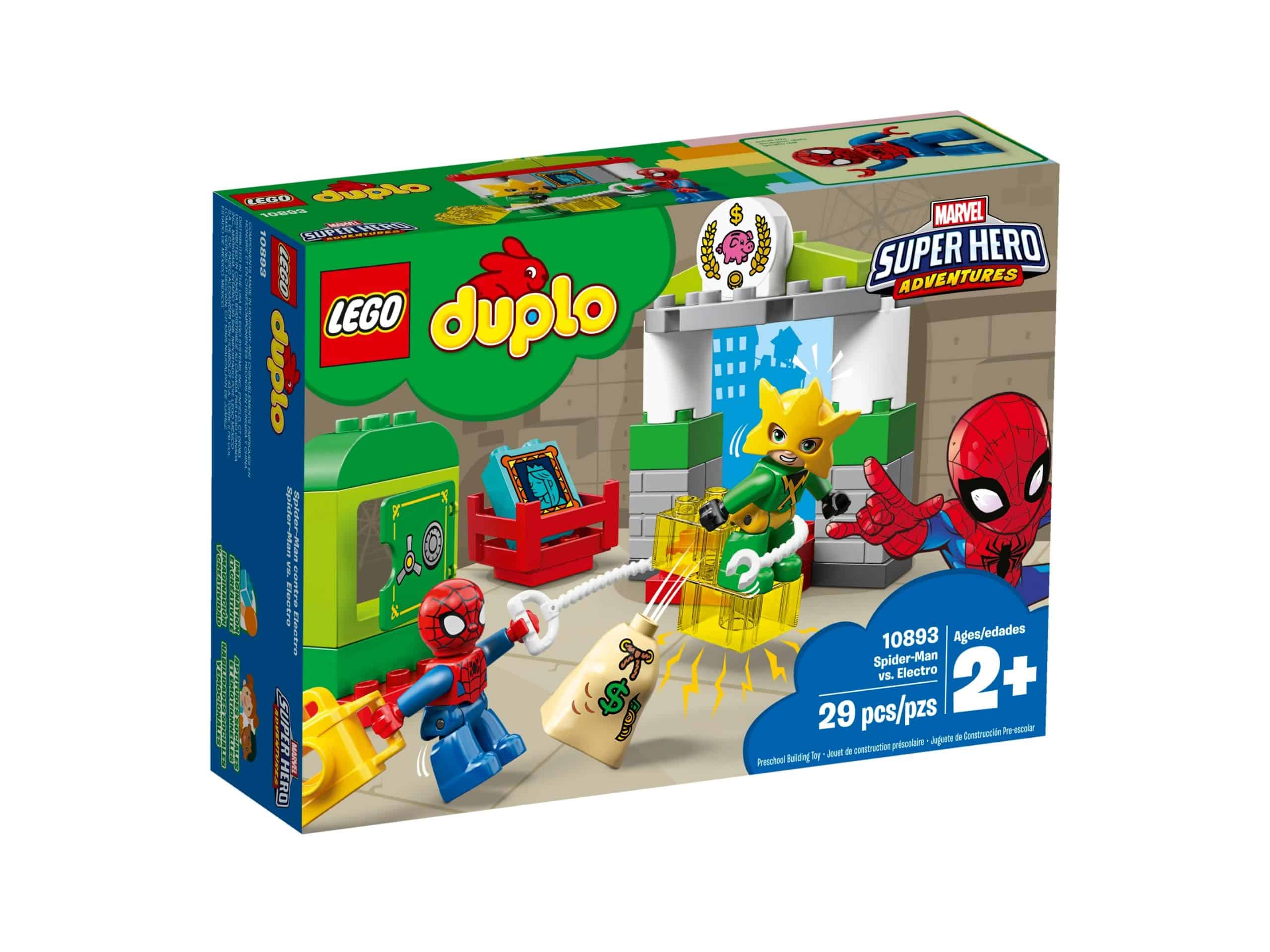 lego 10893 spider man vs electro scaled
