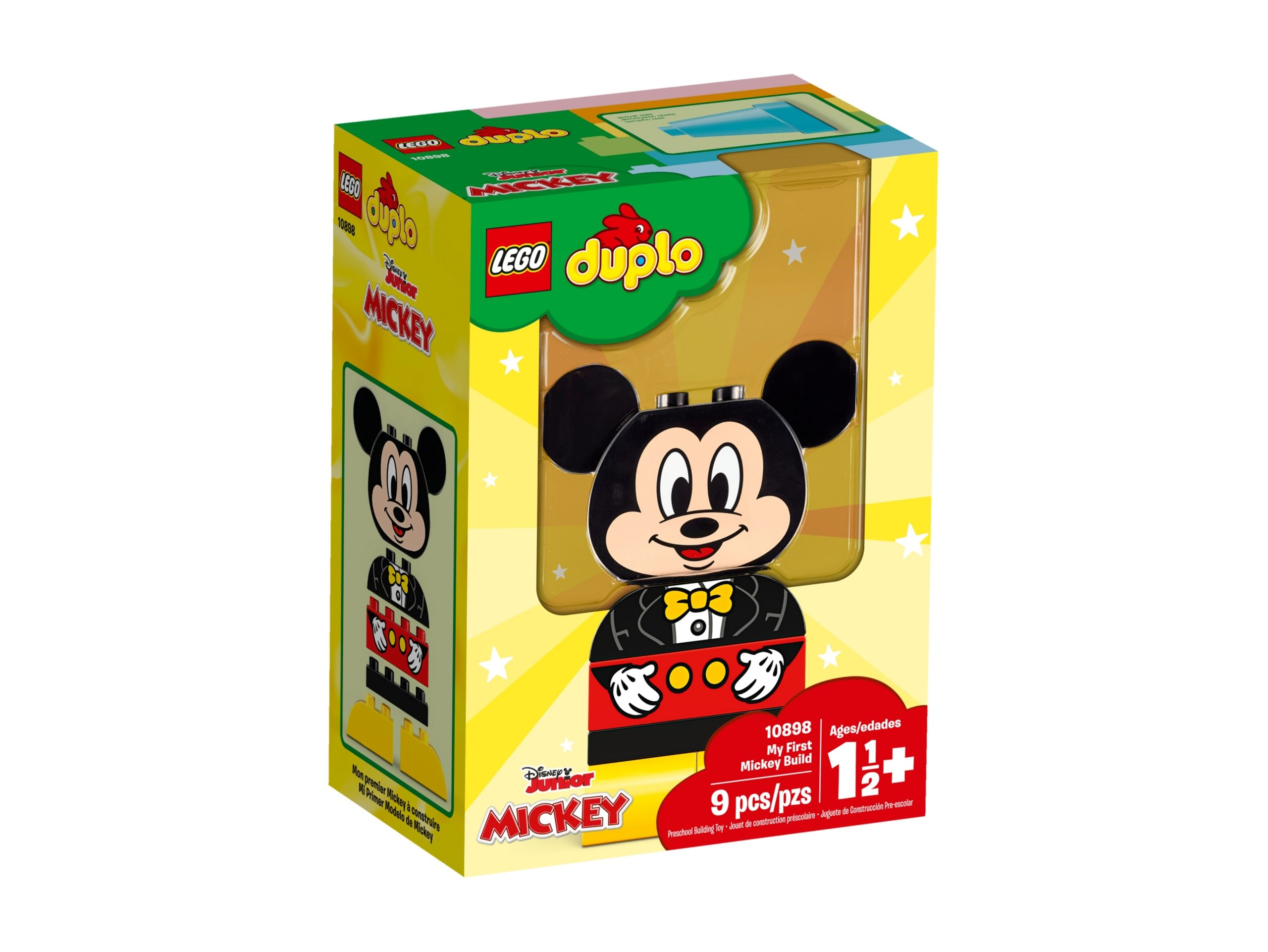 lego 10898 my first mickey build scaled