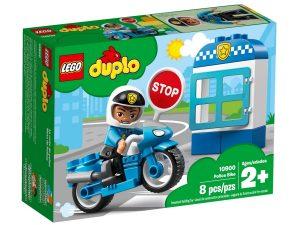 lego 10900 police bike