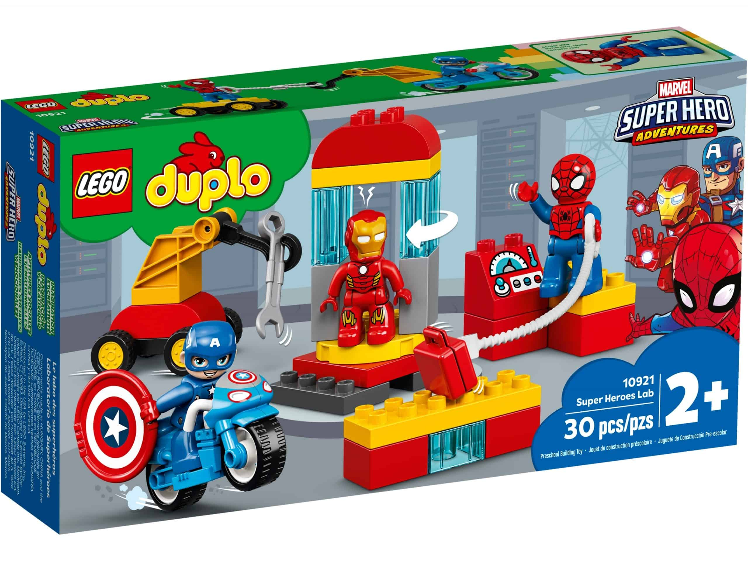 lego 10921 super heroes lab scaled