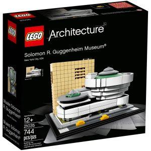 lego 21035 solomon r guggenheim museum