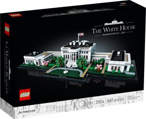 lego 21054 the white house