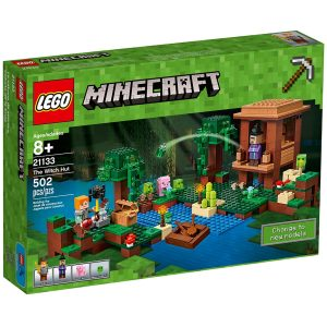 lego 21133 the witch hut