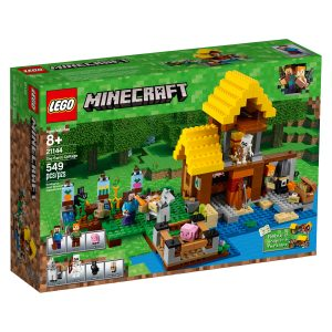 lego 21144 the farm cottage
