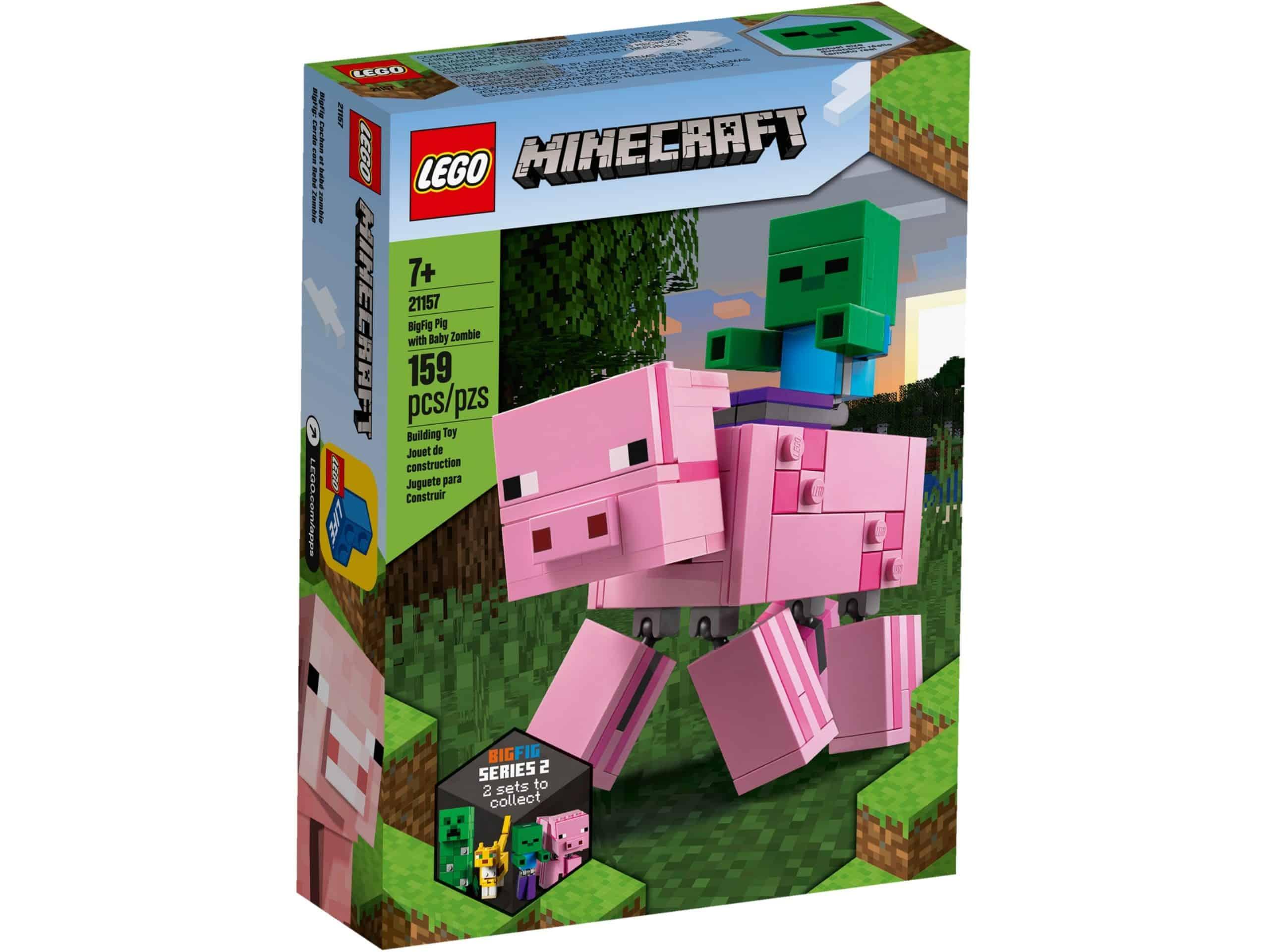 lego 21157 bigfig pig with baby zombie scaled