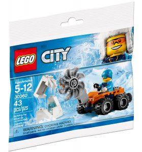 lego 30360 city arctic ice saw