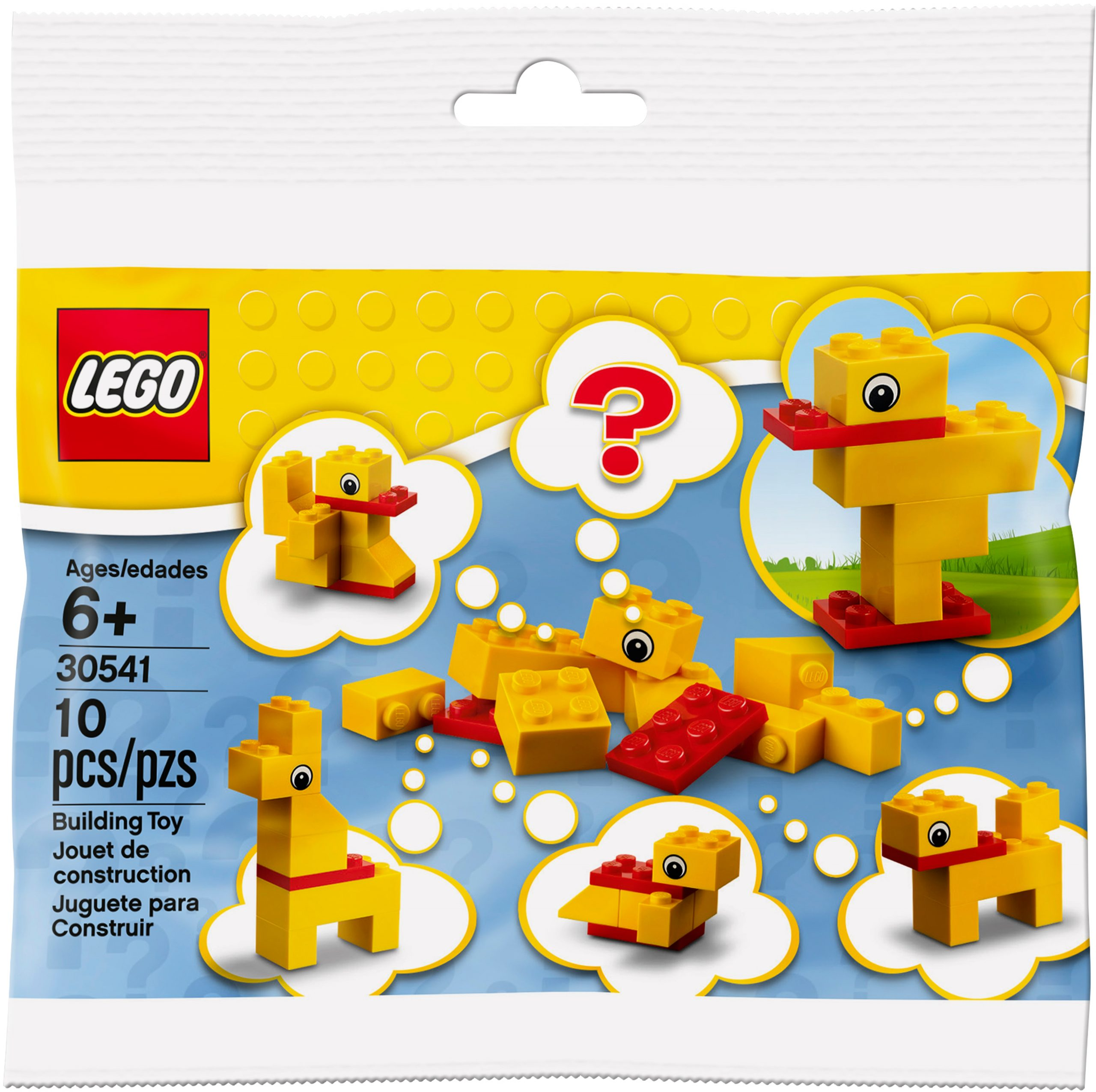 lego 30541 animal free builds make it yours scaled