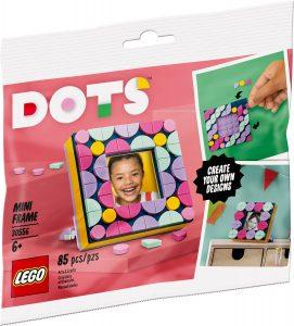 lego 30556 dots mini frame