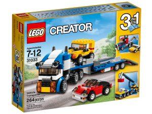 lego 31033 vehicle transporter