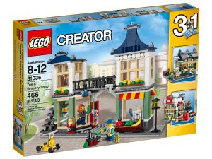 lego 31036 toy grocery shop