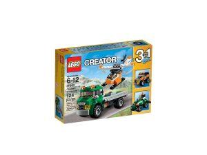 lego 31043 chopper transporter
