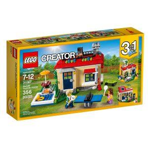 lego 31067 modular poolside holiday