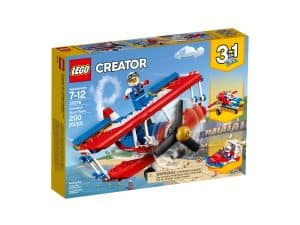 lego 31076 daredevil stunt plane