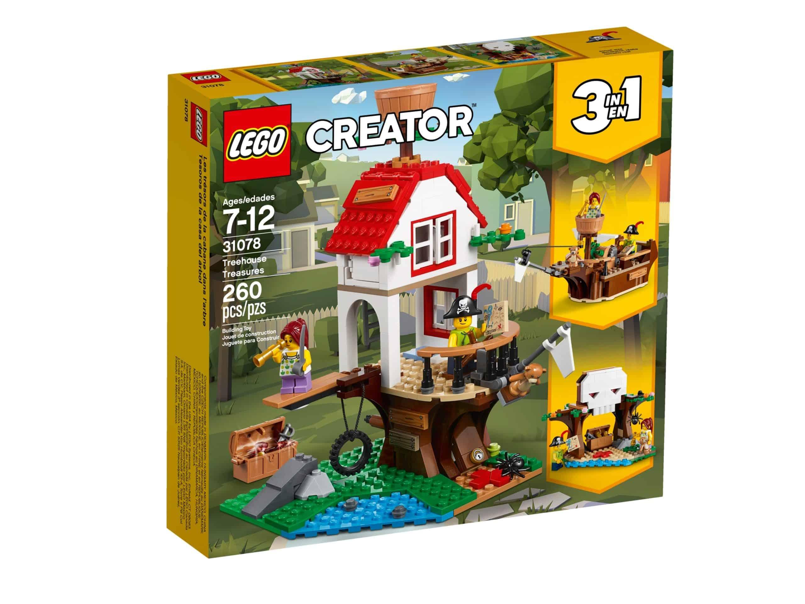 lego 31078 treehouse treasures scaled