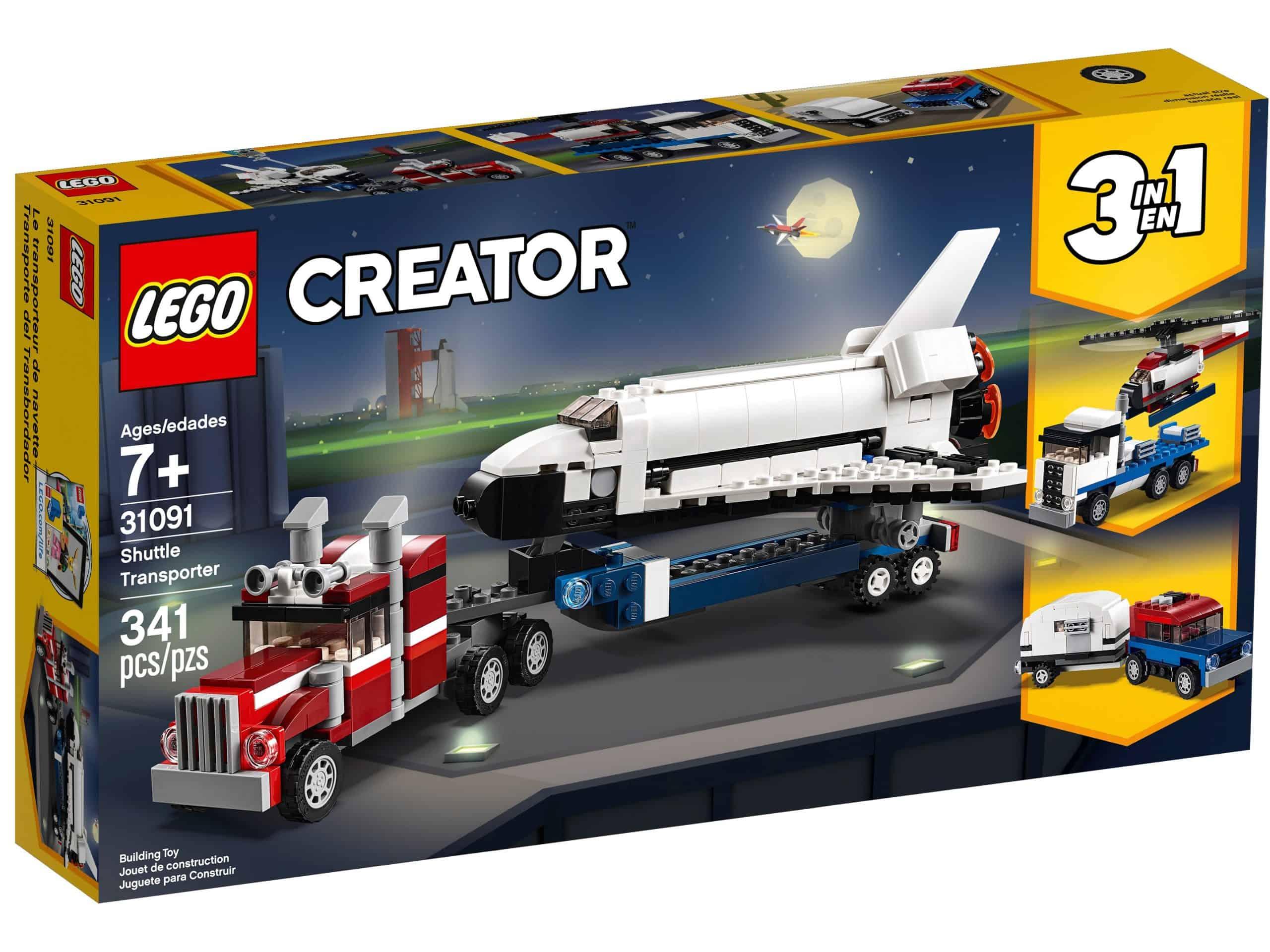 lego 31091 shuttle transporter scaled