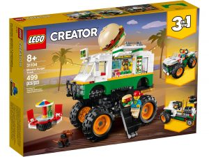 lego 31104 monster burger truck