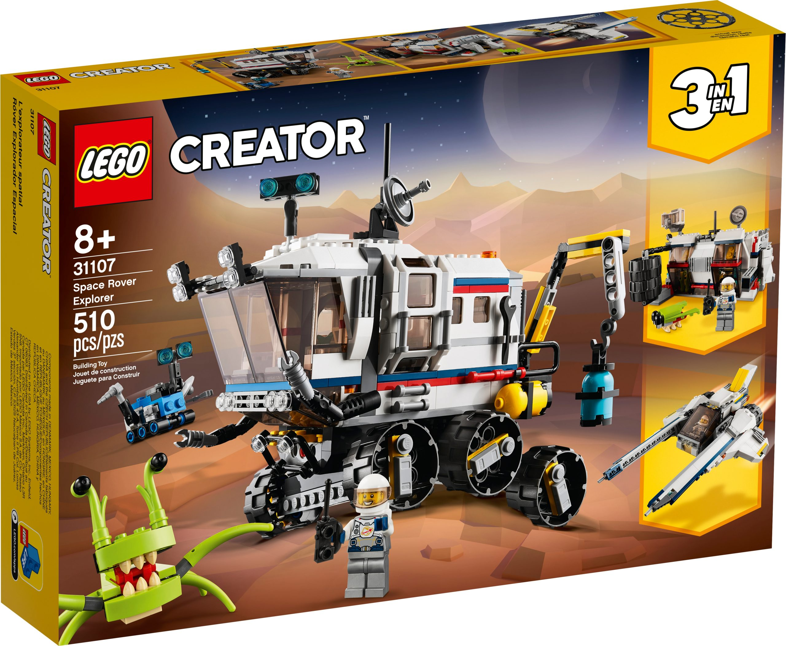 lego 31107 space rover explorer scaled
