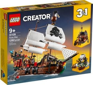 lego 31109 pirate ship