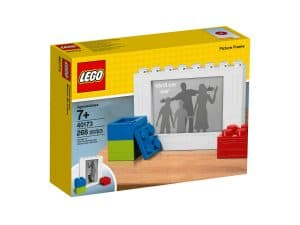 lego 40173 iconic picture frame