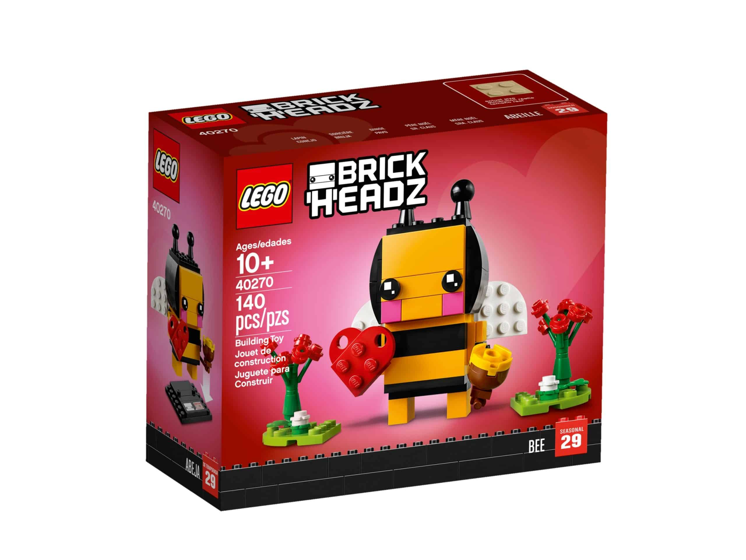 lego 40270 brickheadz bumble bee scaled
