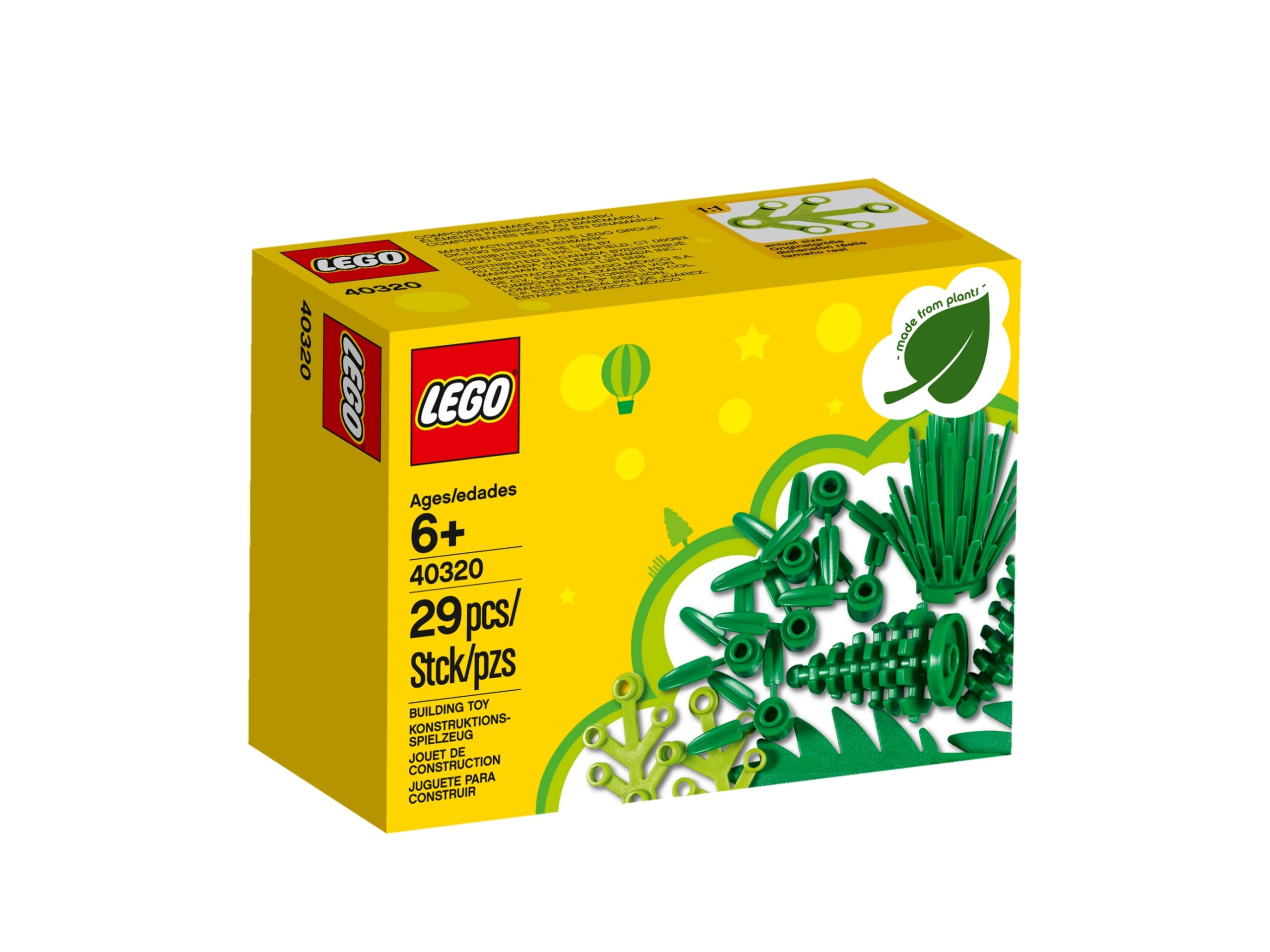 lego 40320 plants from plants scaled
