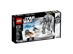lego 40333 battle of hoth micro build