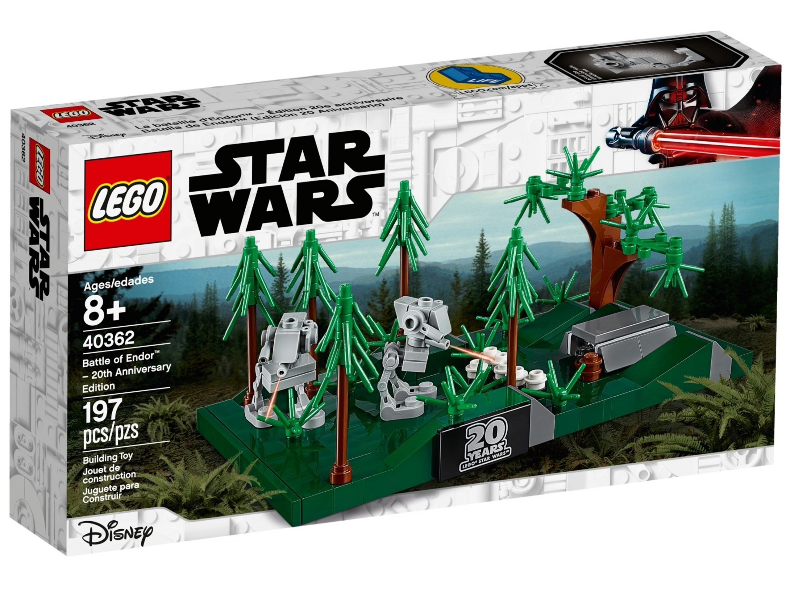 lego 40362 battle of endor micro build scaled