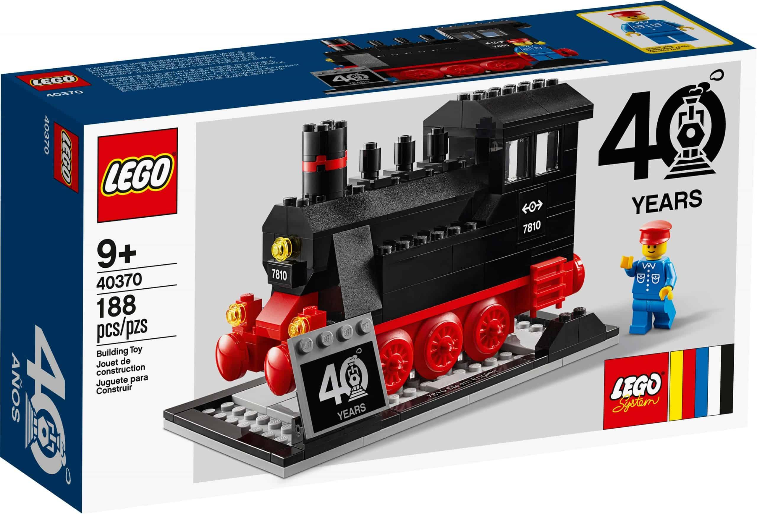 lego 40370 trains 40th anniversary set scaled