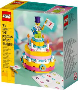 lego 40382 birthday set