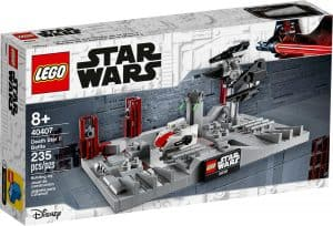 lego 40407 death star ii battle