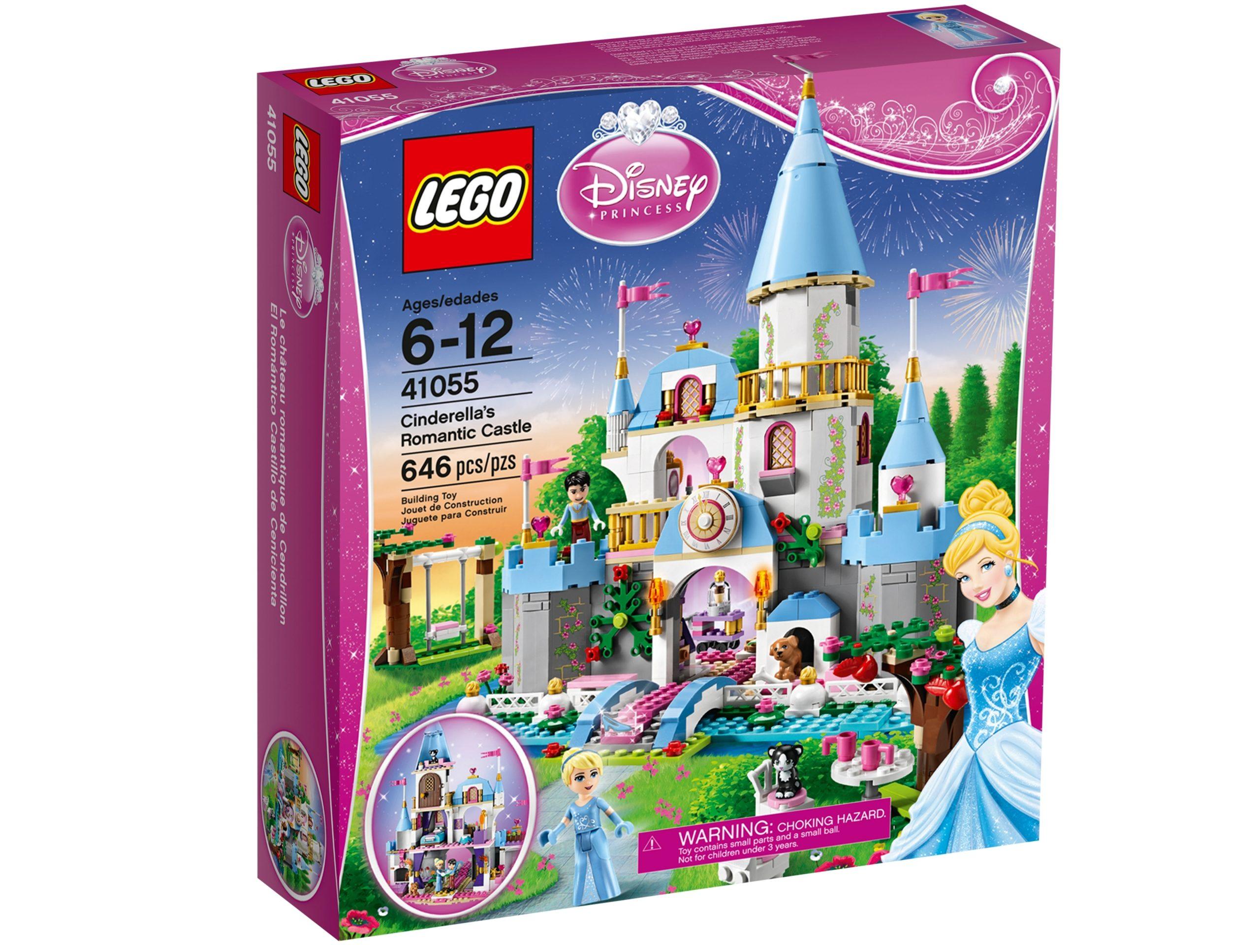 lego 41055 cinderellas romantic castle scaled