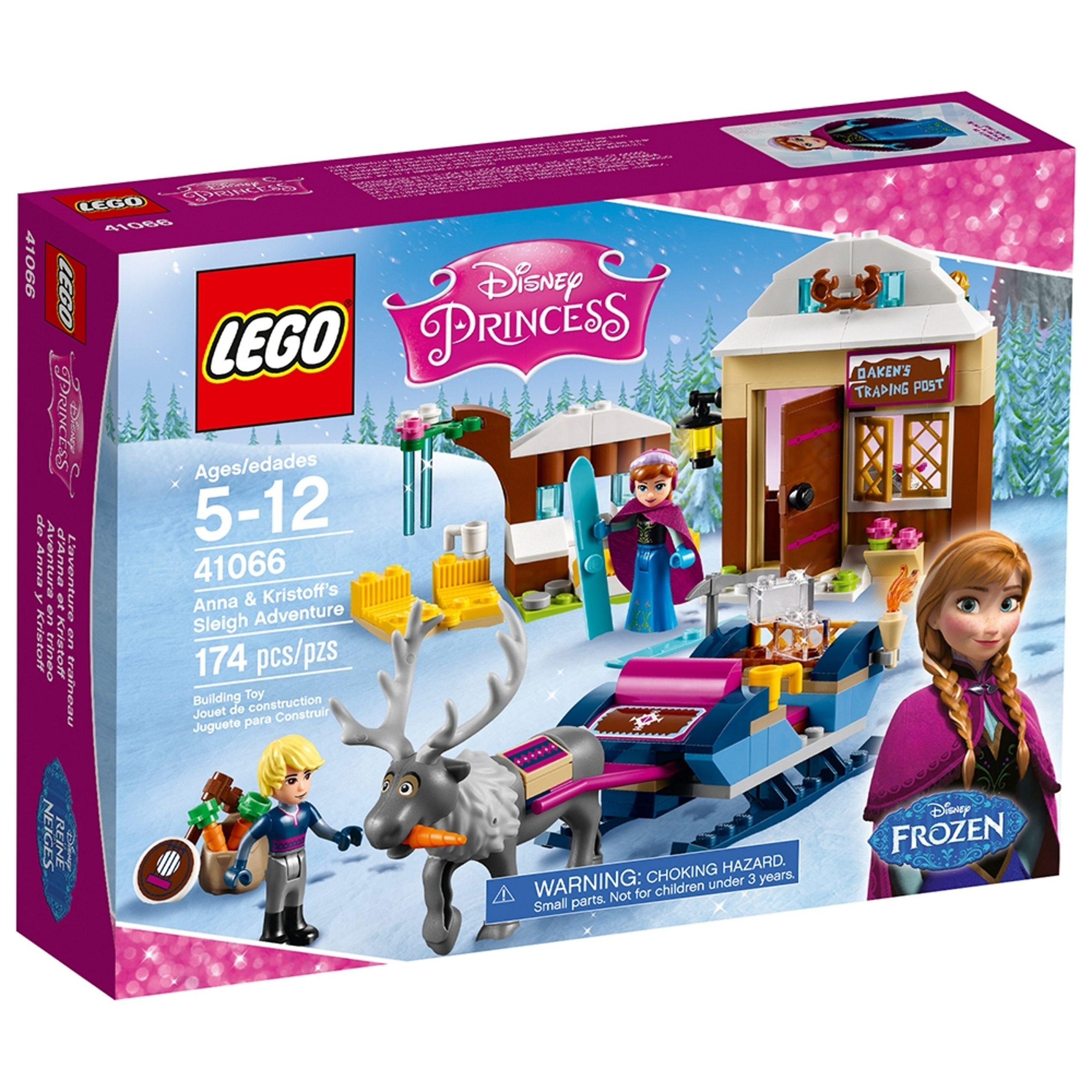 lego 41066 anna kristoffs sleigh adventure scaled