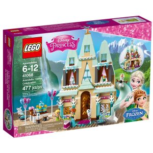 lego 41068 arendelle castle celebration
