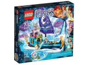 lego 41073 naidas epic adventure ship