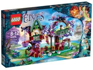 lego 41075 the elves treetop hideaway